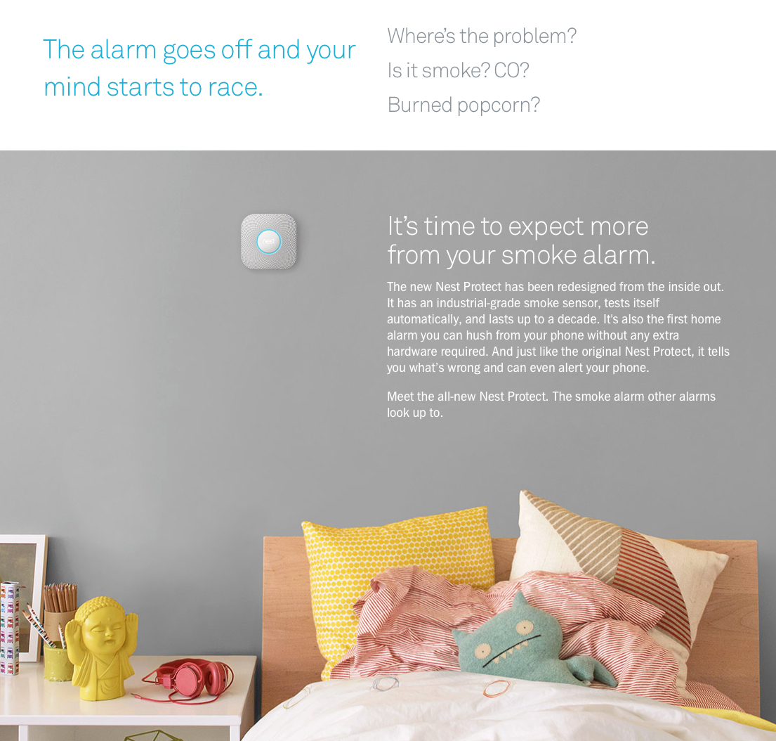 Nest Protect Where