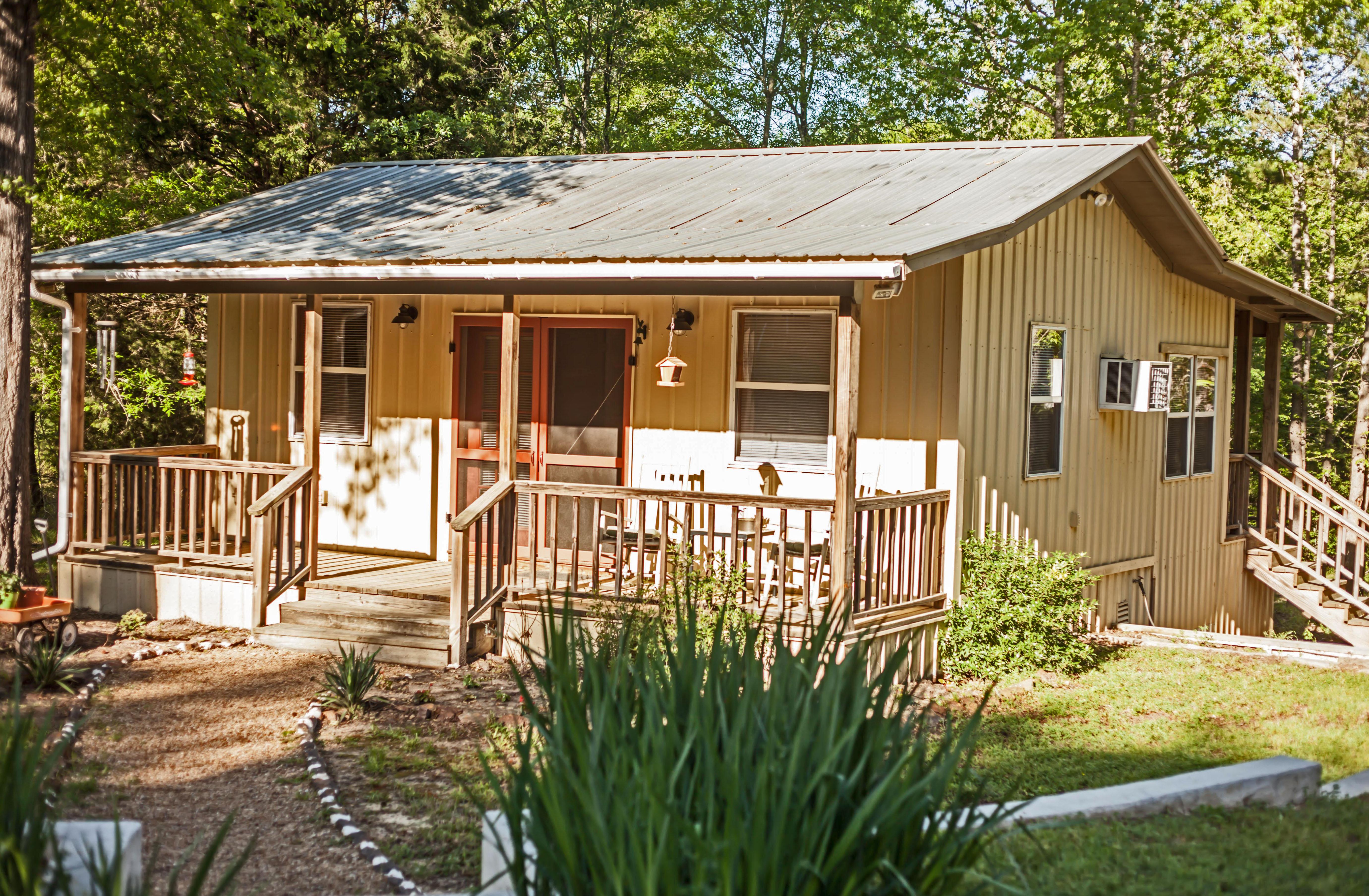 Tyler rental cottage