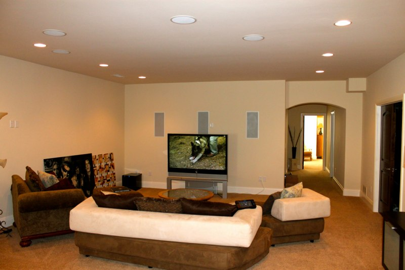 Projects - Media Room 2