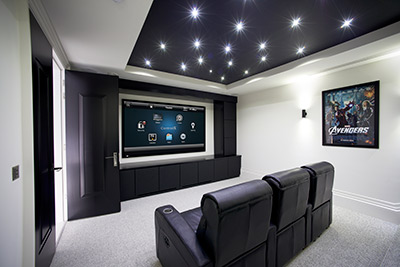 Services - Home Theaters