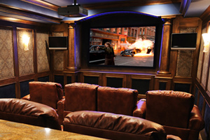 Automated Solutions - Services - Home Theater