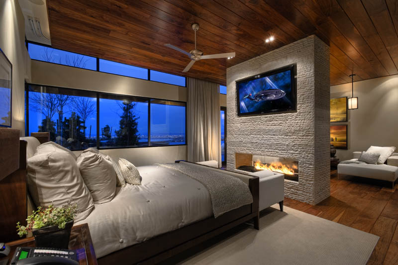 Featured Project - 8 - Master Bedroom Twilight