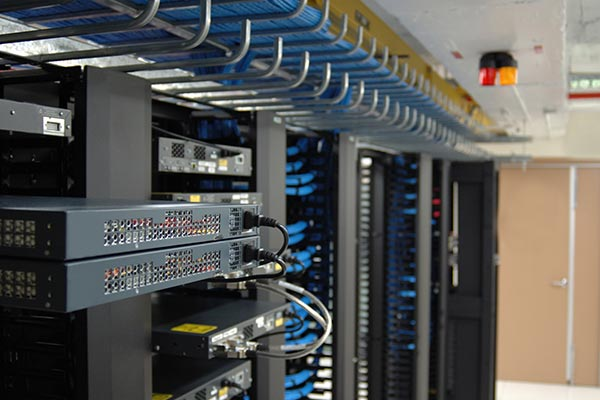 Services - Commercial Networking