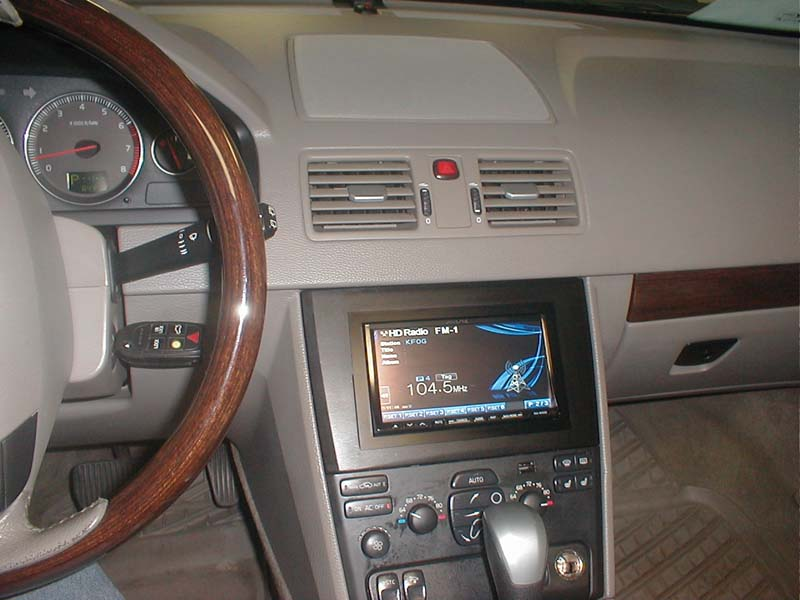 Projects - Volvo XC90 - 1