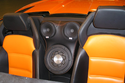 Services - Auto - Car Stereo