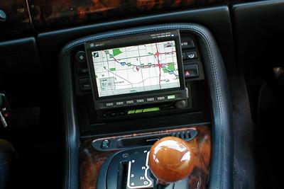 Services - Auto - Navigation