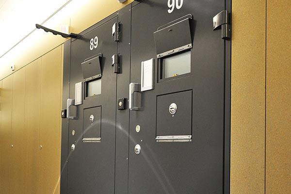 Correctional - Door