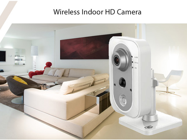 Products - CCTV - Camera 1